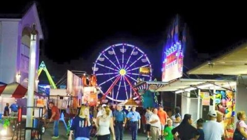 Save the Date(s)- Annual Monmouth Beach Firemen's Fair